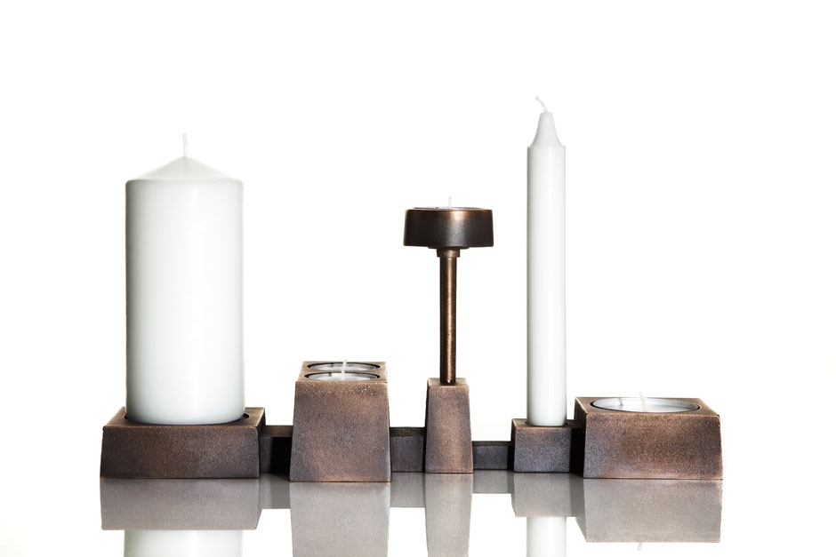 Candle Collages