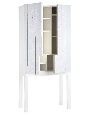 Unique Standard - Marble cabinet
