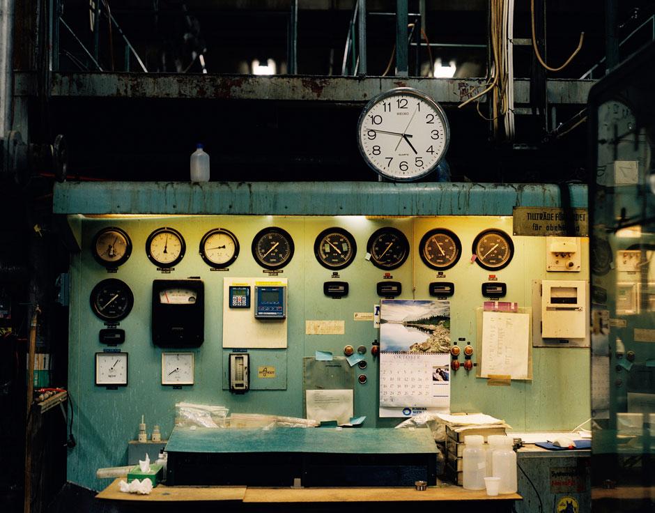 The Making of Masonite Boards
