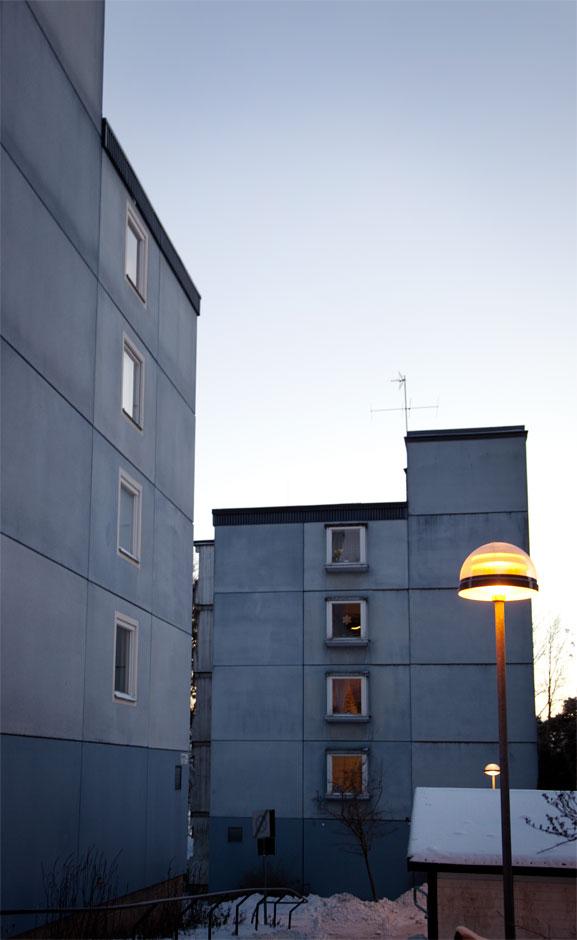 Suburban Skyline